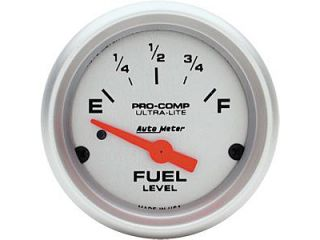 Auto Meter 4314 Ultra Lite Fuel Level Gauge