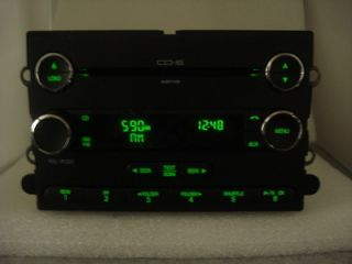 08 09 Ford Edge Lincoln MKX Radio 6 Disc Changer  CD Player Factory