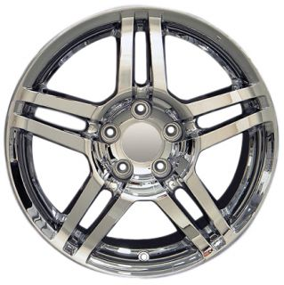 17x8 TL Chrome Wheels Rims Fit Acura CL TSX MDX