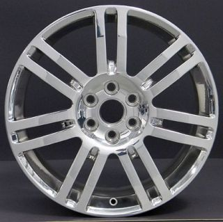 "18"" Rims Cadillac SRX Wheel 4637 Polished 18x8"
