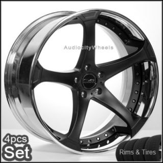 22 inch Forged GFG BK Wheels and Tires Pkg for Land Range Rover Rims