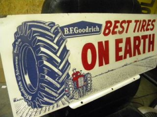 Old BF Goodrich Farm Tractor John Deere Ihtires Killer Graphics DST Original