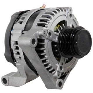 100% NEW LActrical HD ALTERNATOR FOR CHRYSLER VOYAGER TOWN & COUNTRY VAN DODGE CARAVAN VAN 3.3 3.3L 3.8 3.8L V6 ENGINE 2001 01 2002 02 2003 03 2004 04 2005 05 2006 06 2007 07 160AMP WITH CLUTCH PULLEY*ONE YEAR WARRANTY* Automotive
