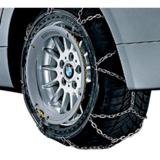 BMW Snow Chains for 205/55R16 & 205/50R17   1 Series 2008 2012/ 3 Series 2005 2010/ Z4 Models 2006 2008/ Sport Wagons 2011/ 3 Series Convertible 2011/ M Models Roadster 2006 2008/ 3 Series Sedans 2011/ 328i Coupe 2011/ 328i xDrive Coupe 2011/ 335i Coup