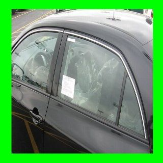2006 2011 MERCEDES ML350 ML 350 CHROME WINDOW TRIM MOLDINGS 2PC 2007 2008 2009 2010 07 08 09 10 11 MERCEDES BENZ W164 Automotive