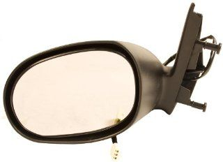 OE Replacement Chrysler/Dodge Driver Side Mirror Outside Rear View (Partslink Number CH1320182) Automotive