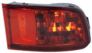 OE Replacement Toyota 4 Runner Rear Driver Side Bumper Reflector (Partslink Number TO1184101) Automotive