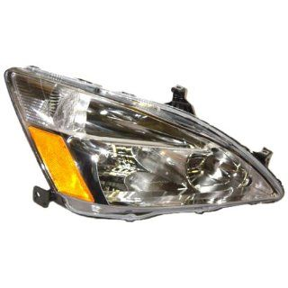 OE Replacement Honda Accord Passenger Side Headlight Assembly Composite (Partslink Number HO2503120) Automotive