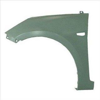 OE Replacement Hyundai Accent Front Left Fender Assembly (Partslink Number HY1240153) Automotive