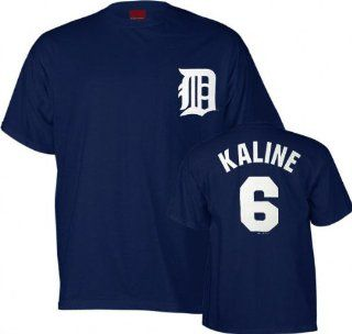 Al Kaline Majestic Cooperstown Throwback Player Name and Number Detroit Tigers T Shirt Sports & Outdoors