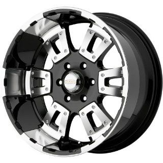 Diamo DI017 18x10 Black Wheel / Rim 8x170 with a  12mm Offset and a 125.50 Hub Bore. Partnumber DI178087312A Automotive