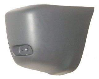 OE Replacement Toyota RAV4 Rear Passenger Side Bumper Cover (Partslink Number TO1117102) Automotive