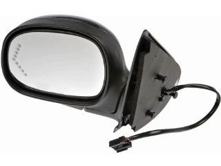 OE Replacement Ford F 150 Heritage Driver Side Mirror Outside Rear View (Partslink Number FO1320215) Automotive