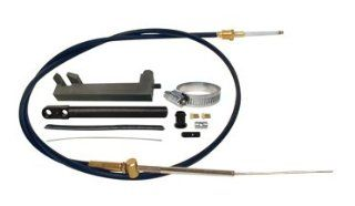 MERCRUISER ALPHA ONE SHIFT CABLE ASSEMBLY KIT (NEW STYLE)  GLM Part Number 21451; Sierra Part Number 18 2190; Mercury Part Number 865436A02 Automotive