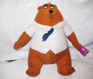 "The Cleveland Show TV 10"" Tim the Bear Plush Toy Toys & Games"
