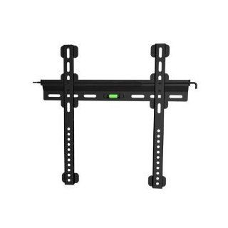 New Universal Fixed Flat Low Profile TV Wall Mount Bracket for LCD LED Plasma   Black (Max 120Lbs, 32~42 inch) Electronics