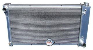 3 Row All Aluminum Replacement Radiator for the Chevy Blazer, Chevy Jimmy, Chevy CK Series, Chevy ST Series, Chevy Suburban   Manufactured by Champion Cooling Systems, Part Number 369 Automotive