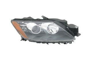 OE Replacement Mazda CX7 Passenger Side Headlight Lens/Housing (Partslink Number MA2519134) Automotive