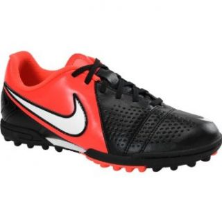 Nike Jr CTR360 Trequartista III TF   (Black/Red/White) (6 Youth) Shoes