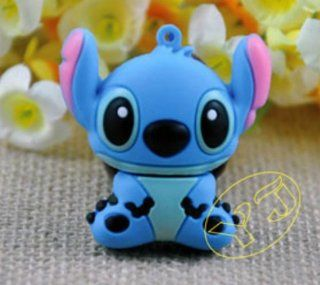 Cute Cartoon Model USB 2.0 Memory Stick Flash Pen Drive 4g Great Gift Product Fast Shipping