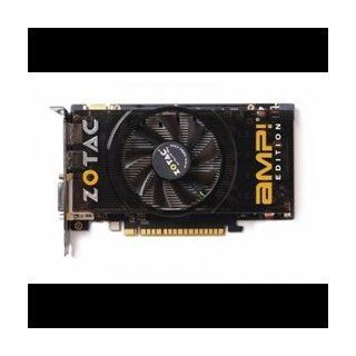 Zotac Video Card GTS450 AMP 1GB DDR5 128Bit DVI I/HDMI/Display Port PCI E Retail New Computers & Accessories