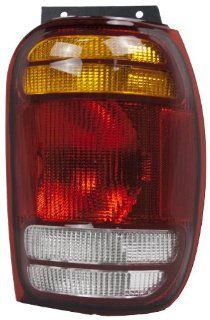 OE Replacement Ford Explorer/Mercury Mountaineer Passenger Side Taillight Assembly (Partslink Number FO2801120) Automotive