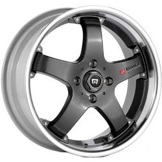 Motegi Touge 19x10 Gunmetal Wheel / Rim 5x4.5 with a 40mm Offset and a 72.70 Hub Bore. Partnumber MR2171916540 Automotive