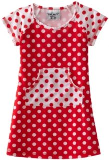Flap Happy Baby girls Infant Coverup Swim Dress, Cherry Punch, 18 Months Clothing