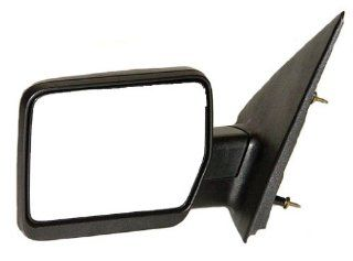 OE Replacement Ford F 150 Driver Side Mirror Outside Rear View (Partslink Number FO1320233) Automotive