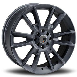 Five Axis S6F 19 Gunmetal Wheel / Rim 5x112 & 5x120 with a 40mm Offset and a 73.10 Hub Bore. Partnumber 5043 9818 40 Automotive