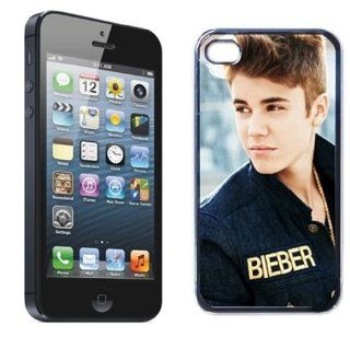 Justin Bieber Singer Cool Unique Design Phone Cases for iPhone 5 / 5S   Covers for iphone 5 / 5S Vol5 Cell Phones & Accessories