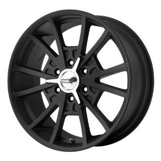 American Racing Vintage EL Rey 22x9 Black Wheel / Rim 6x135 with a 35mm Offset and a 87.10 Hub Bore. Partnumber VN80322963735 Automotive