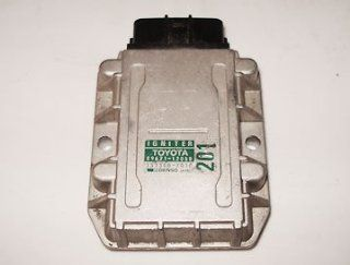 Toyota Igniter Module with 3 YEAR WARRANTY Nippon Denso Coil Ignitor Part Number 89621 12050 Pn # 131300 2010 Nu. 8962112050 No. 1313002010 89621 12050 131300 2010 Lexus SC400 MR2 Turbo T100 Pick up 4Runner SR5 Previa Starlet Soarer T 100 Pickup Truck SC 4
