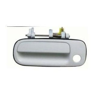 Motorking 6922033011C1 92 96 Toyota Camry White 040 Replacement Driver Side Outside Door Handle 92 93 94 95 96 Automotive