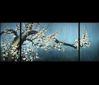 Abstract Art Painting Cherry Blossom Painting Feng Shui Painting 105 1   Oil Paintings