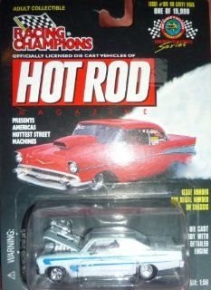 Racing Champions Hot Rod Issue #106 1966 Chevy Nova Toys & Games