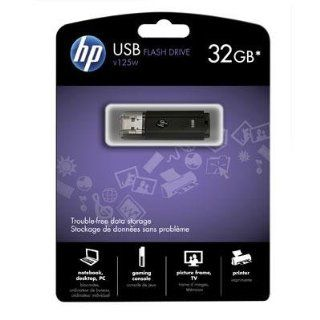 HP 32GB 125 USB Flash Drive HP 32GB 125 USB Flash Drive Sports & Outdoors