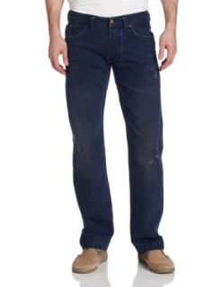 Diesel Men's Larkee Regular Straight Leg Jean 0811K Clothing