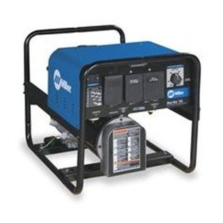 Star 145 Welder/Generator With 10HP Kohler Recoil Start Engine With Standard Receptacles, 4500 Watts Peak, 145 Amps   Power Welders