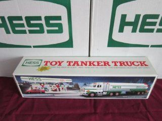 Hess 1990 Collectable Toy Tanker Truck Toys & Games