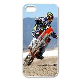 DIY Cover Dual Sport Bike Hard Cover Cases for iPhone 5 KTM Excite Bike Collection DIY Cover 10461 Cell Phones & Accessories