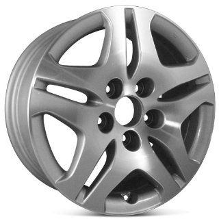 "Honda Odyssey 16"" x 7"" Factory OEM Stock Wheel Rim DePax 63885   Machined w Silver Finish Automotive"