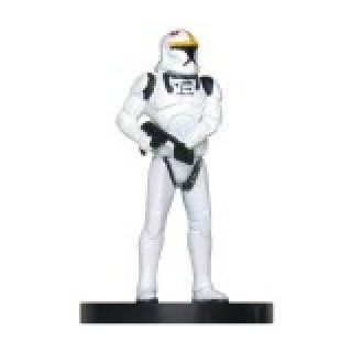 Star Wars Miniatures Clone Trooper Pilot # 20   Galaxy at War Toys & Games