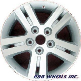 "Dodge Grand Caravan 17X6.5"" Machined Silver Factory Original Wheel Rim 2335 Automotive"