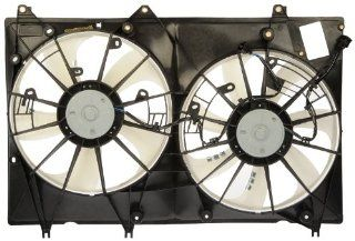 Dorman 621 175 Dual Fan Assembly for Toyota Highlander Automotive