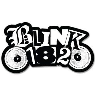 Blink 182 band logo Vynil Car Sticker Decal   Select Size Automotive
