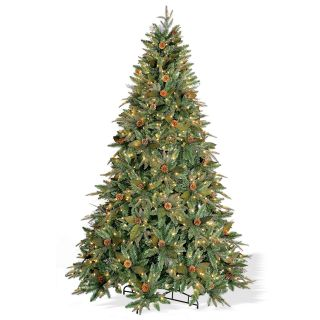 Green River Spruce Medium Pre lit Christmas Tree   Christmas Trees