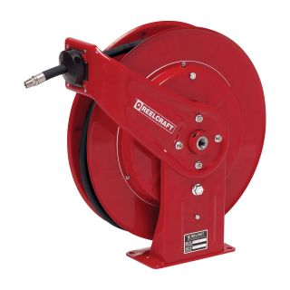 Reelcraft Heavy Duty Air/Water 3/8 in. Hose Reel   Equipment