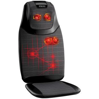 HoMedics Total Coverage Shiatsu Massage Cushion   Massagers