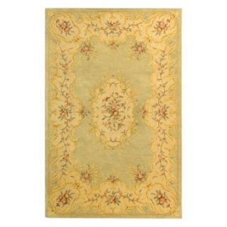 Safavieh Bergama BRG166B Area Rug   Light Green/Beige   Area Rugs